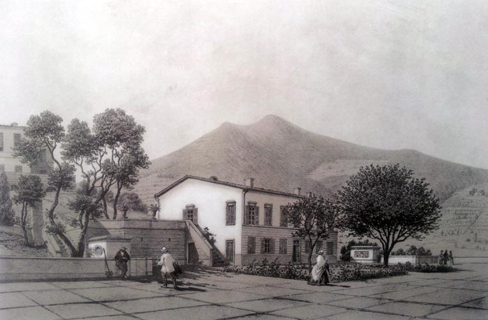 Interni Di Villa San Martino : Museo nazionale della villa dei mulini a portoferraio