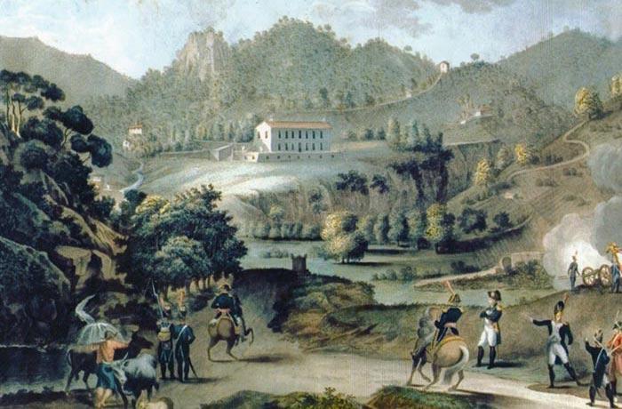 Interni Di Villa San Martino : La villa di san martino e galleria demidoff napoleone allisola delba